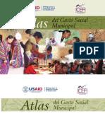 Atlas del Gasto Social Municipal de Guatemala