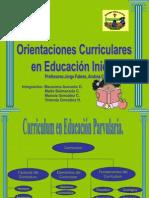 Fundamentos de Curriculo Educacion Inicial