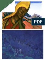 Pinturas Nicholas Roerich