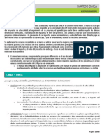 resumen del marco dmea