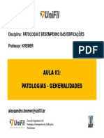 Patologia AULA 03