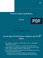 Browser Email Basics