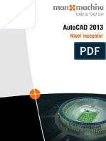 AutoCAD 2013 Limba Romana