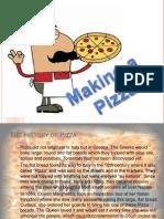 hallperea pizza presentation