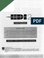 EDI 2 Cuadernillo