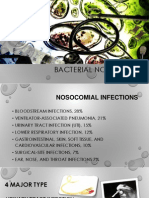 Bacterial Nosocomial Infection