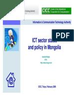Mongolia Ictict mongolia