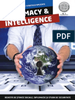 Diplomacy & Intelligence, Nr. 1, Octombrie 2013, CSA