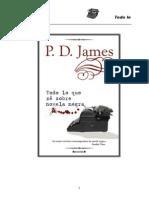 James P D - Todo Lo Que Se Sobre Novela Negra