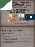 ANTROPOLOGIA SOCIO CULTURAL CLASE 1.ppt