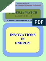 The Urja Watch June 2009