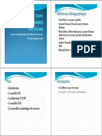 architectures et protocoles des rseaux