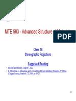 MTE 583_Class_16