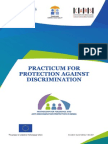 Practicum for Protection Against Discrimination