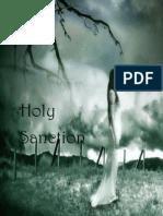 Holy Sanction (Belvedere#1)