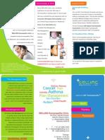 Homeopathy Brochure