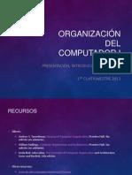 C01 - Introduccion e Historia 1er 2013 UCUGS