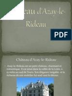azay le rideau - copy