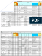 Matriz IPER Salud Ocupacional Gerencia de Recursos Humanos