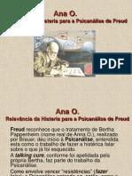DP- Caso Ana Ó -Freud