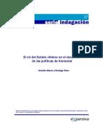 El Rol Del Estado Chileno en Las Pol Ticas de Bienestar