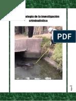 Metodología de la Investigación Criminalística