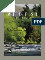 2011 Wild Fish Journal