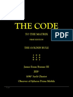 The Code to the Matrix - Final Copy