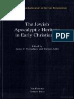 J. C. VanderKam & W. Adler - The Jewish-Apocalyptic Heritage in Early Christianity