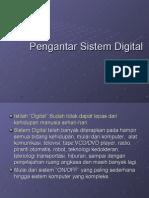 Pengantar Sistem Digital