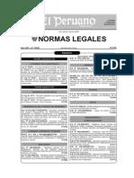 Ley de Contrataciones Del Estado DL 1017