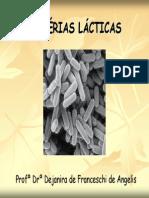 Bacterias Laticas Na Fermentacao Etanolica