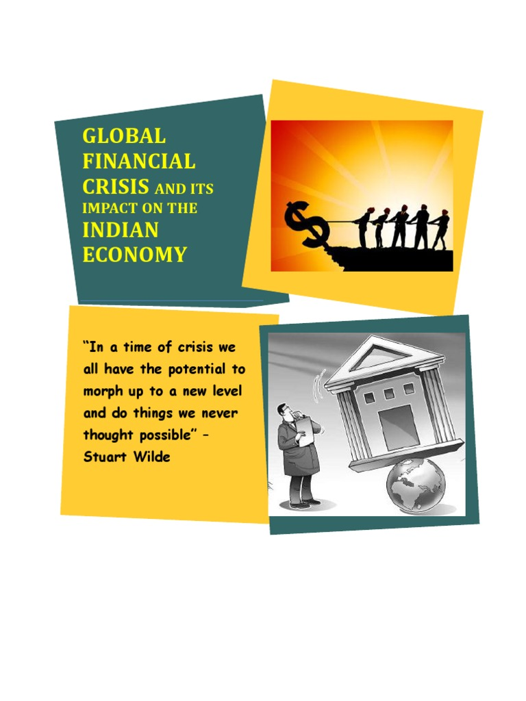 global financial crisis causes and effect