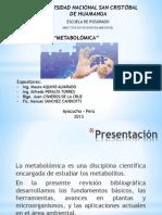 metabolómica.pptx