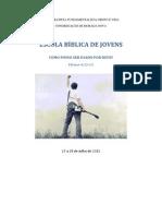 Folder EBJ Morada Nova