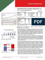 CORPORACIÓN ACEROS AREQUIPA S.A.