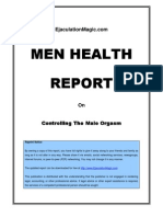Men Health Report