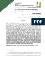 Analise Da Aplicaaao Do Programa Bolsa Famalia Sob a Perspectiva Dos Beneficiarios No Municapio de Pombalpb 1343917144