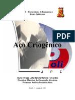 Aço crogênico (1)