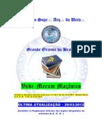 Constituicao e Rgf Atualizados Em 29-03-2012