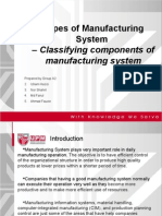 Manufacturing System - A2