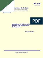 Reglacion Colombia