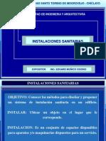 Diapositiva Inst. Sanitarias Usat