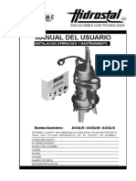 Manual Bomba a2q v.f.03-11
