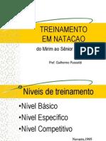 Treinamento em Natação Versão 2000