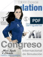 Revista The Mind of Simulation By Grupo SSC