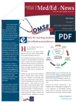 UA OMSE Med/Ed eNews v2 No. 02 (SEP 2013)