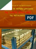 Oro 1 - 2010 Clases Metales Preciosos Clasico
