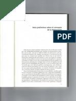 G. Agamben - Nota Preliminar Sobre El Concepto de La Democracia