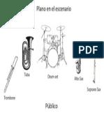 Chia Stage Plot Quintet